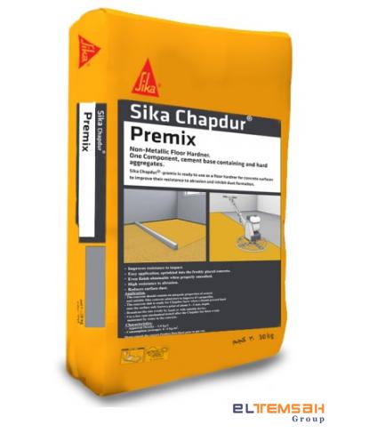 Sika Chapdur-Premix 30KG Grey – El Temsah Group